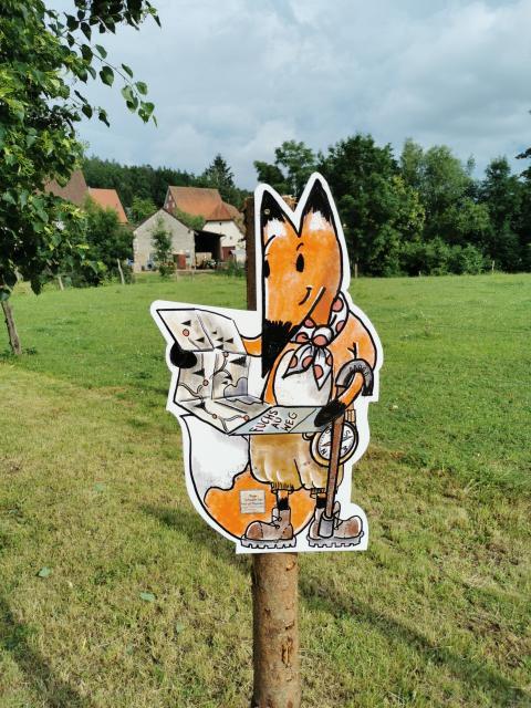 Folge dem Fuchs