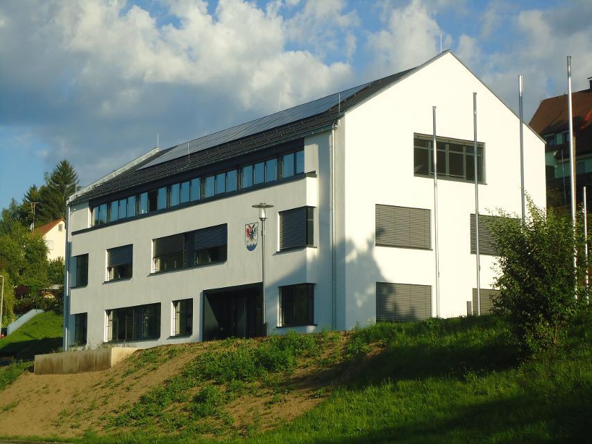Rathaus Pommelsbrunn