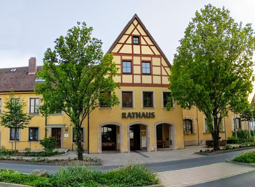 Rathaus Schwarzenbruck