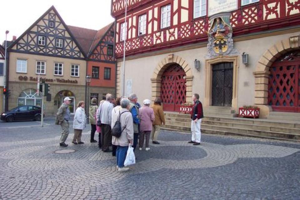 """Stadtführung """"Kulturhistorisches Allerlei"""""""