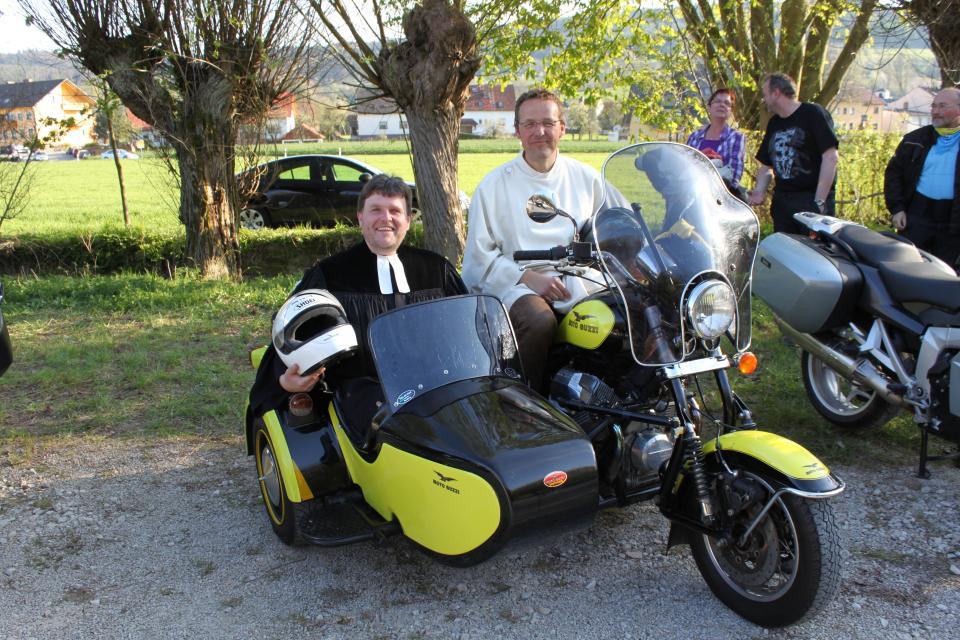 Motorradgottesdienst - Open Air Gottesdienst zum Saisonbeginn
