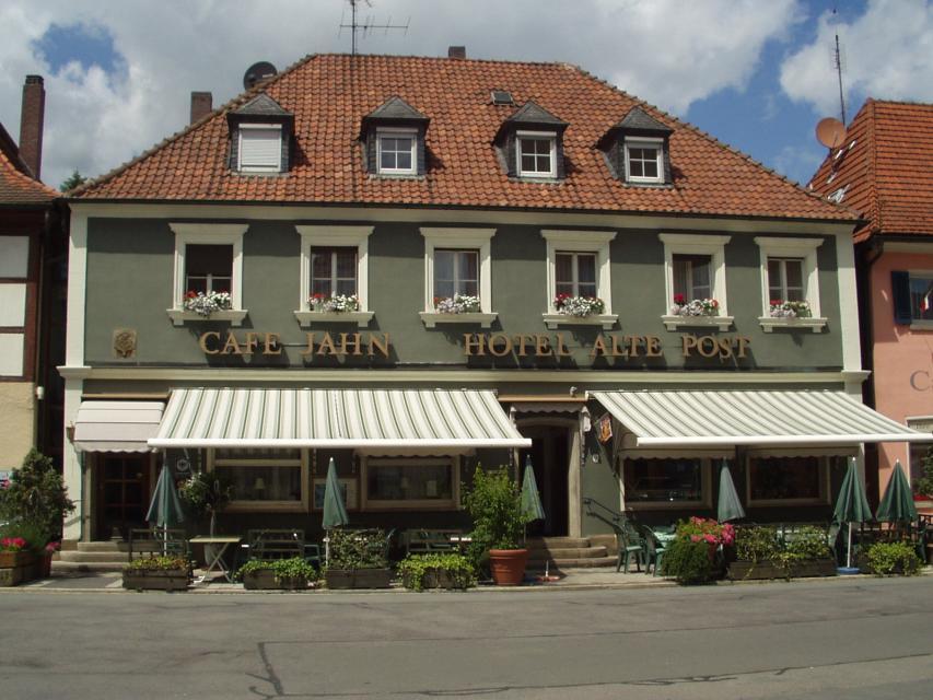 """Hotel """"Alte Post"""""""