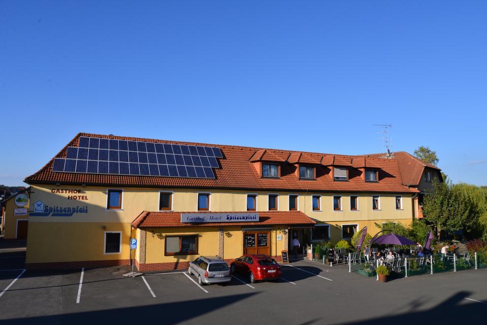 """Gasthof & Hotel """"Spitzenpfeil"""""""