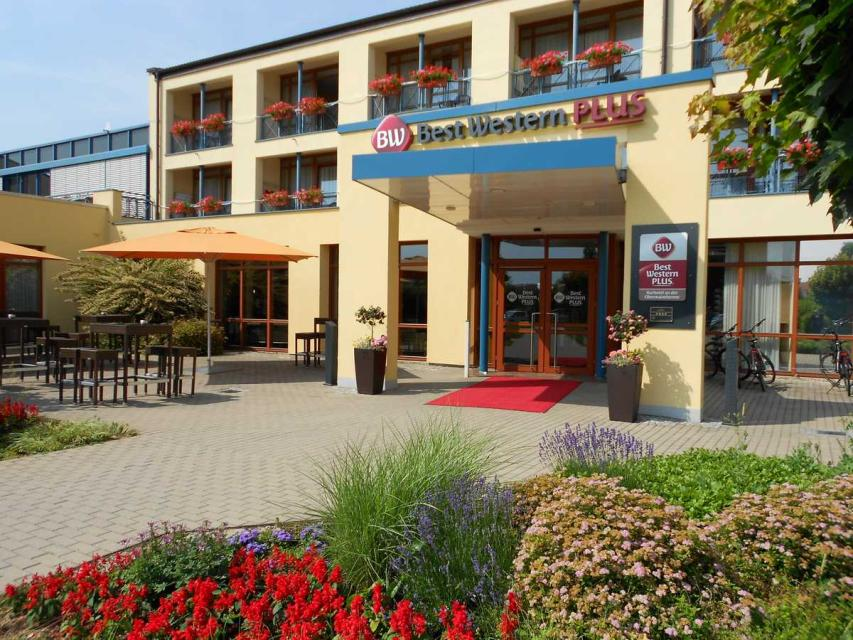 Best Western Plus Kurhotel an der Obermain Therme