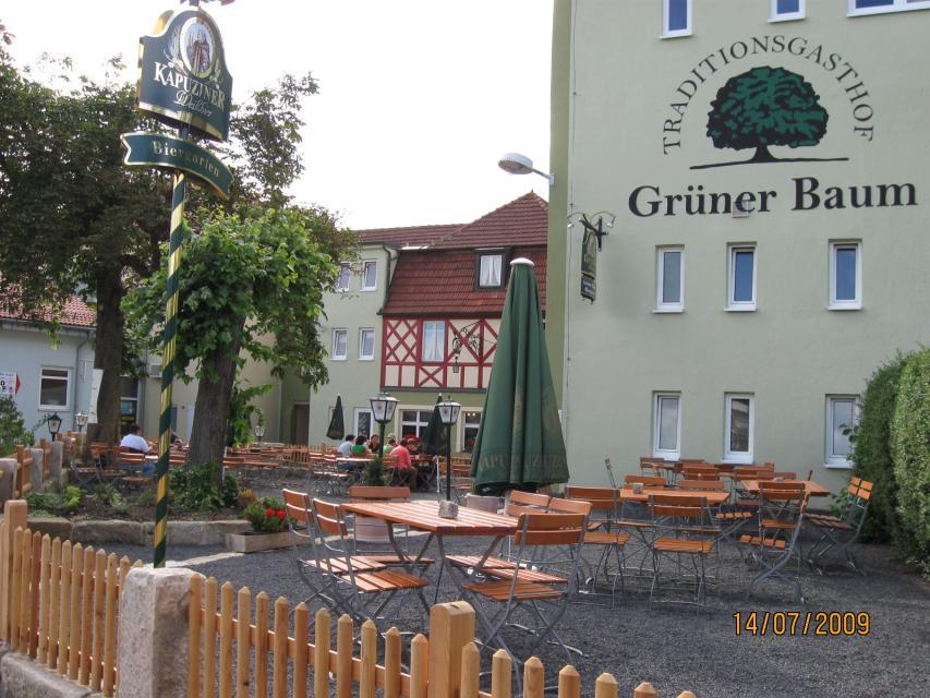 Traditionsgasthof Grüner Baum