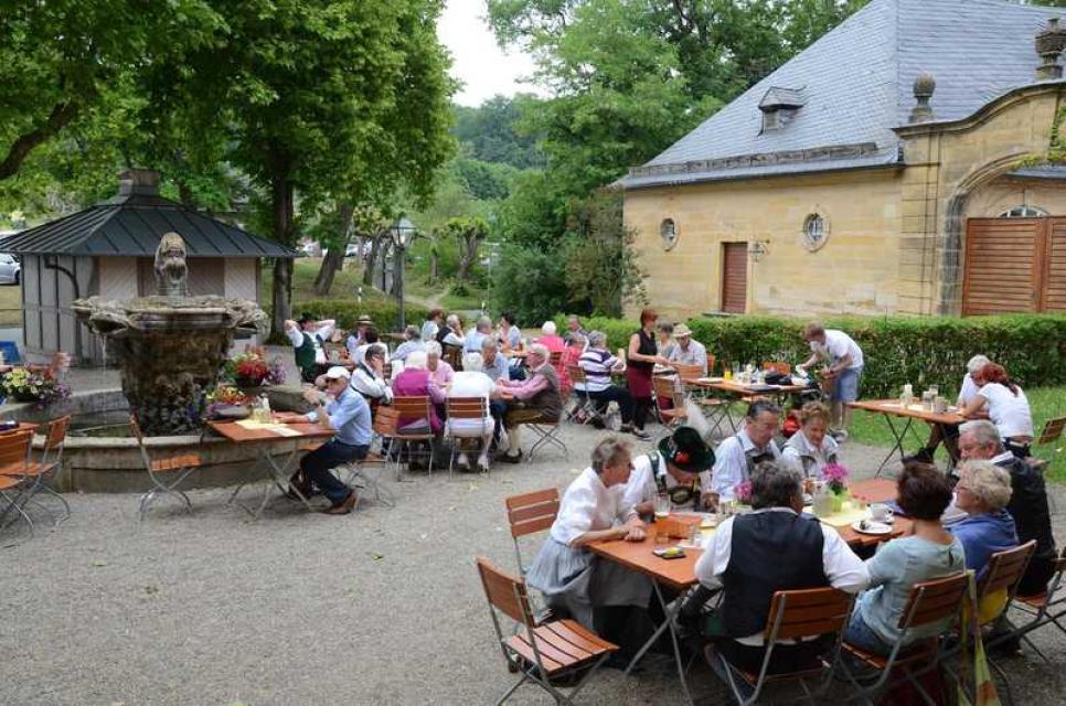 Klosterschänke Kloster Banz