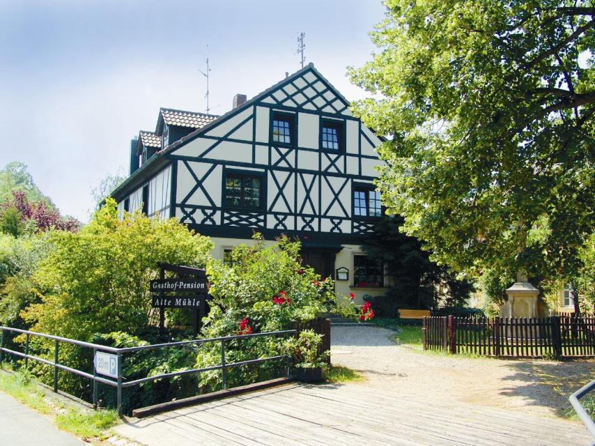 Gaststätte Alte Mühle