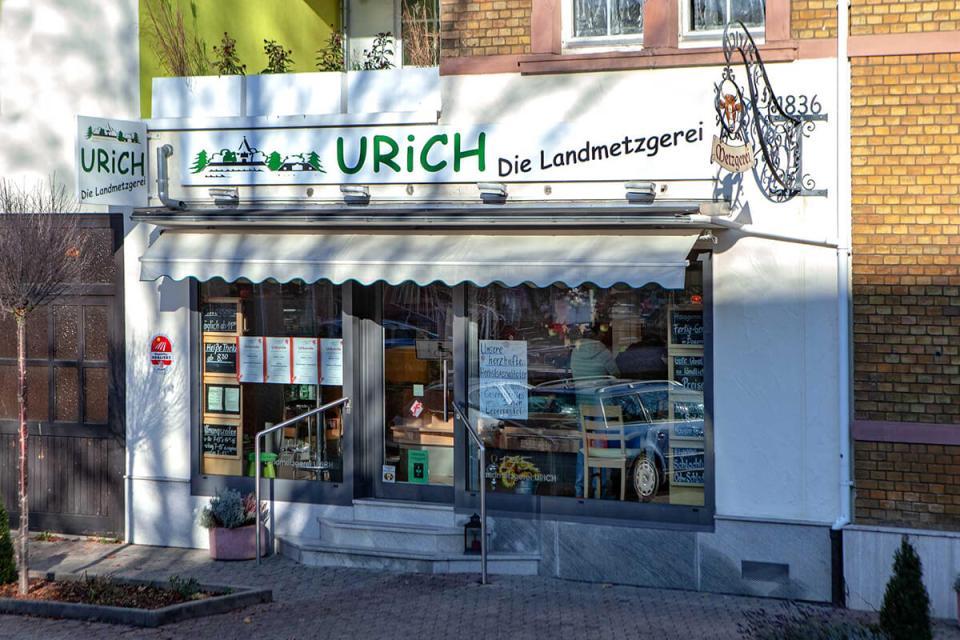 Landmetzgerei Urich