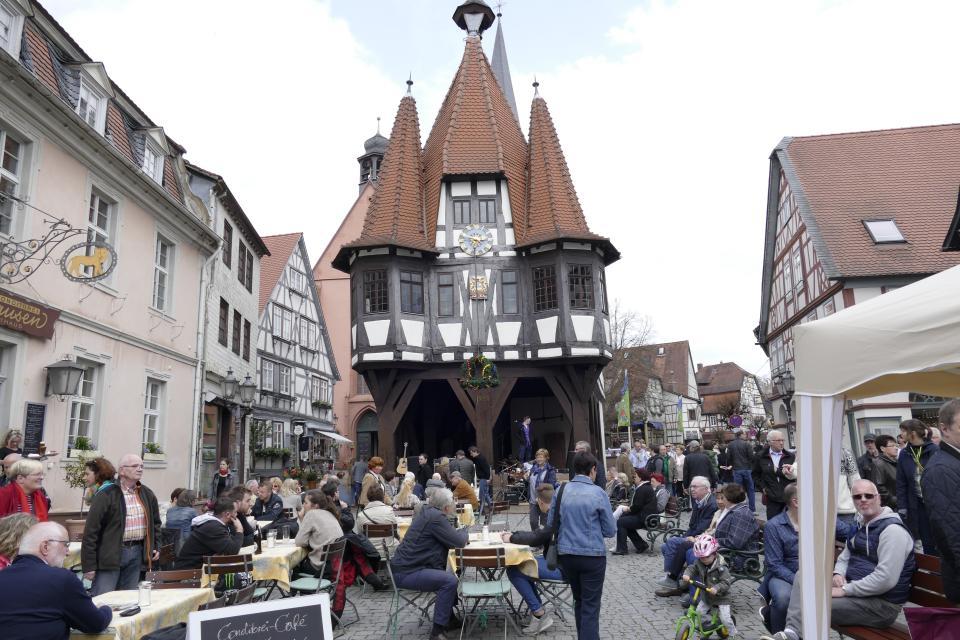 Odenwälder Landpartie - Verkaufsoffener Sonntag des Michelstädter Einzelhandels