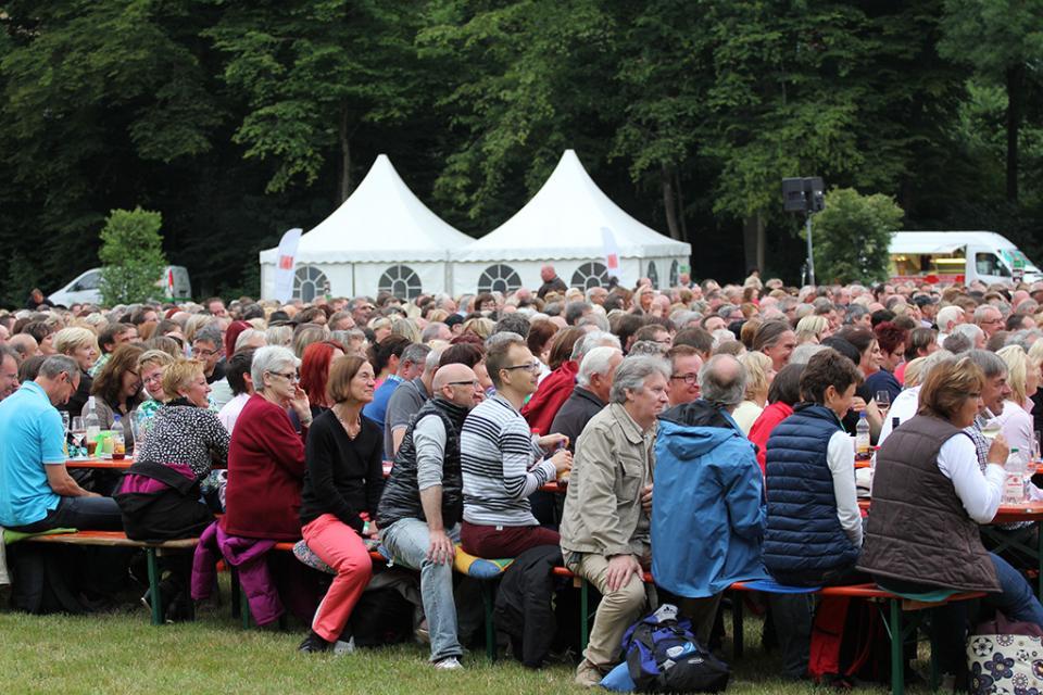 Kabarettfestival Sommerrausch