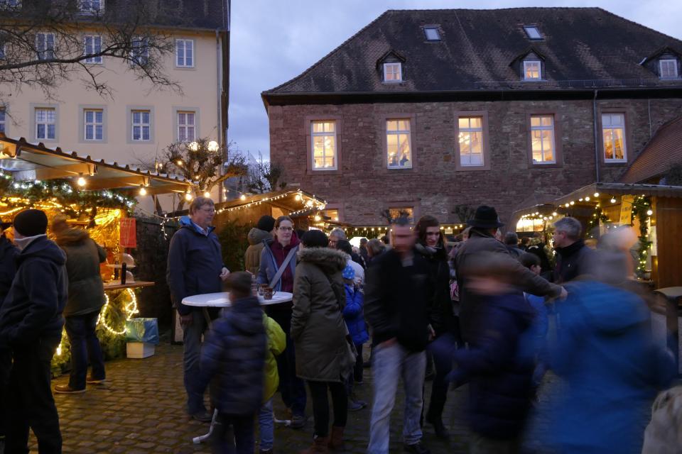 Nikolausmarkt Bad König