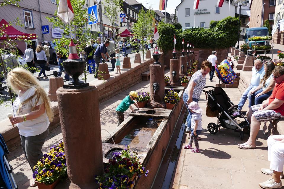 Brunnenfest Beerfelden