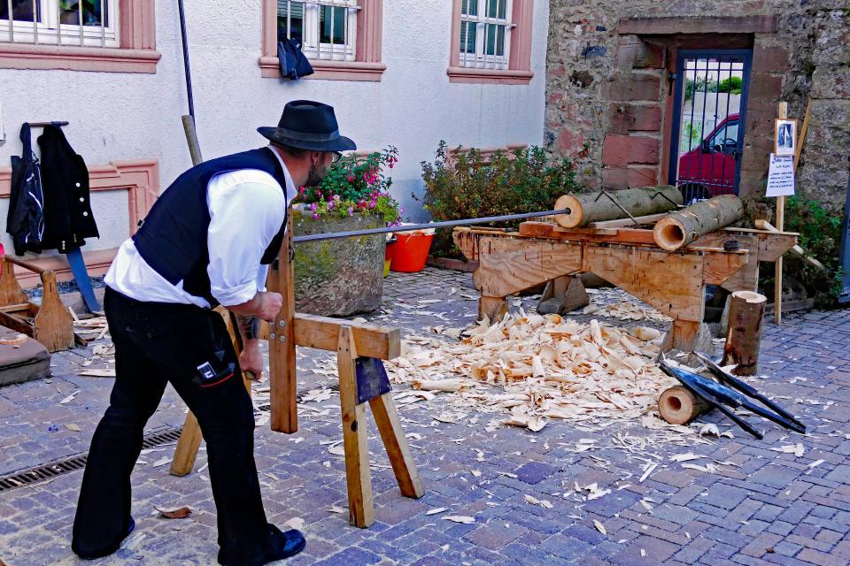 Lindenfelser Brauchtumstage mit Herbstmarkt
