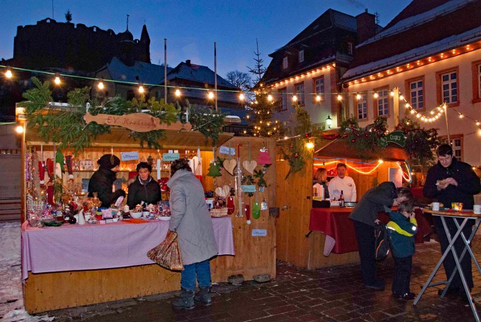 Lindenfelser Weihnachtsmarkt