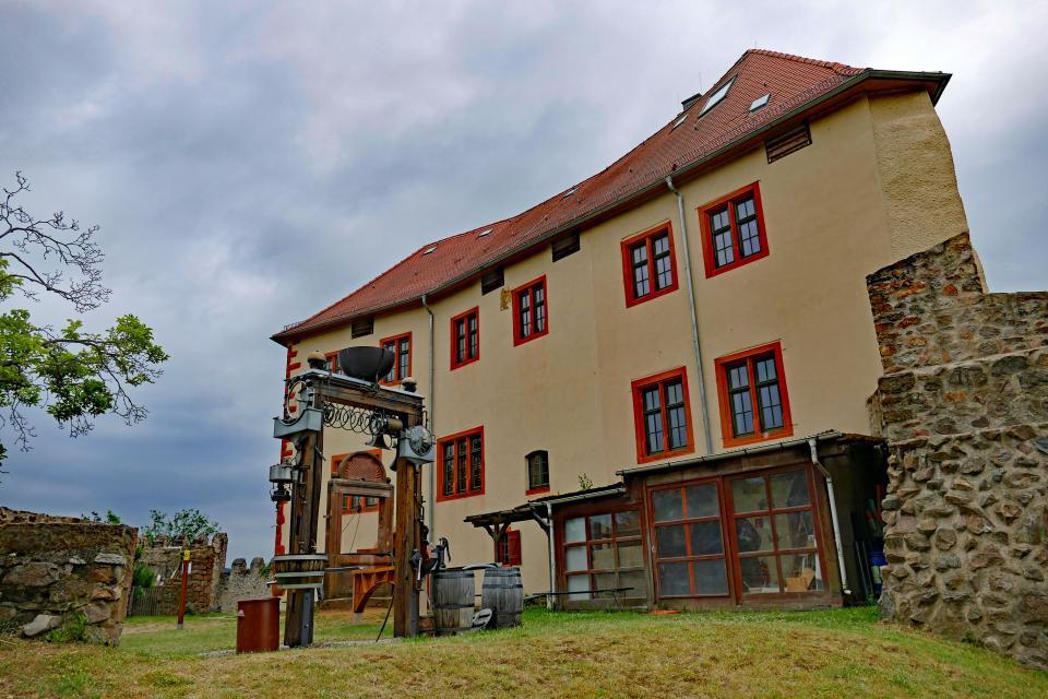 Schloss-Erlebnis-Führung Schloss Reichenberg