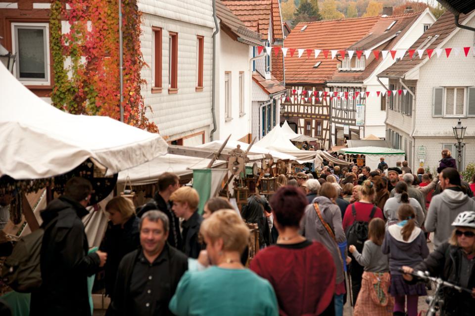 Reichelsheimer Michelsmarkt