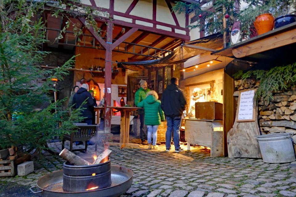 Weihnachtsmarkt in Otzberg-Hering