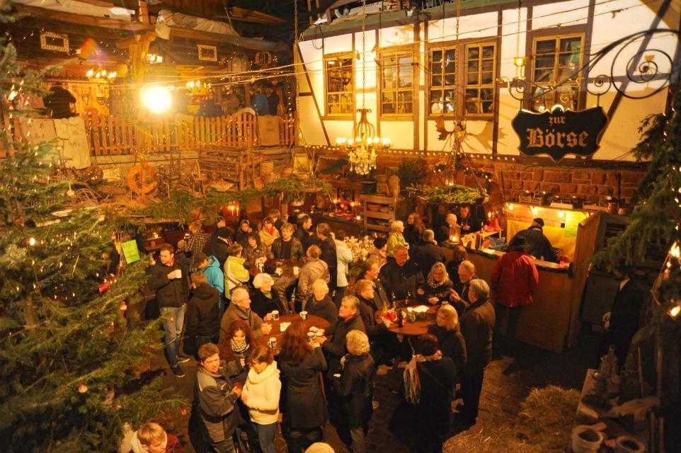 Weihnachtsmarkt Beerfelden - Der etwas andere Weihnachtsmarkt