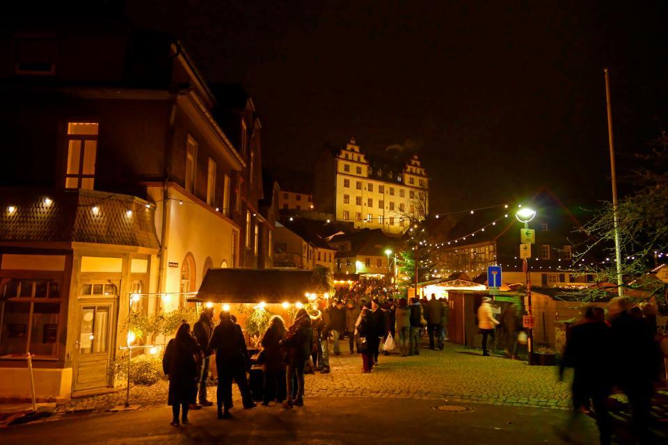 Lichtenberger Adventsmarkt
