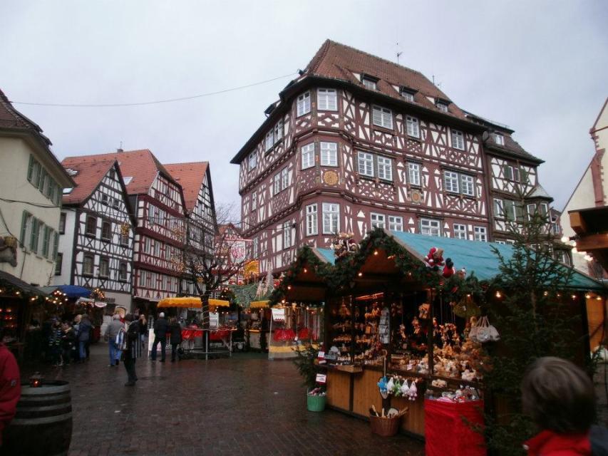 Mosbacher Weihnachtsmarkt
