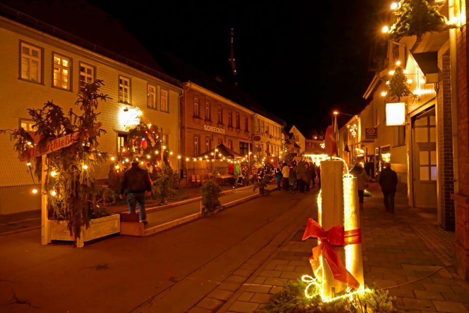 Brensbacher Weihnachtsdorf