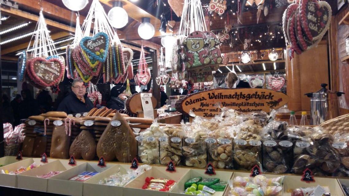 Weihnachtsmarkt Gadern