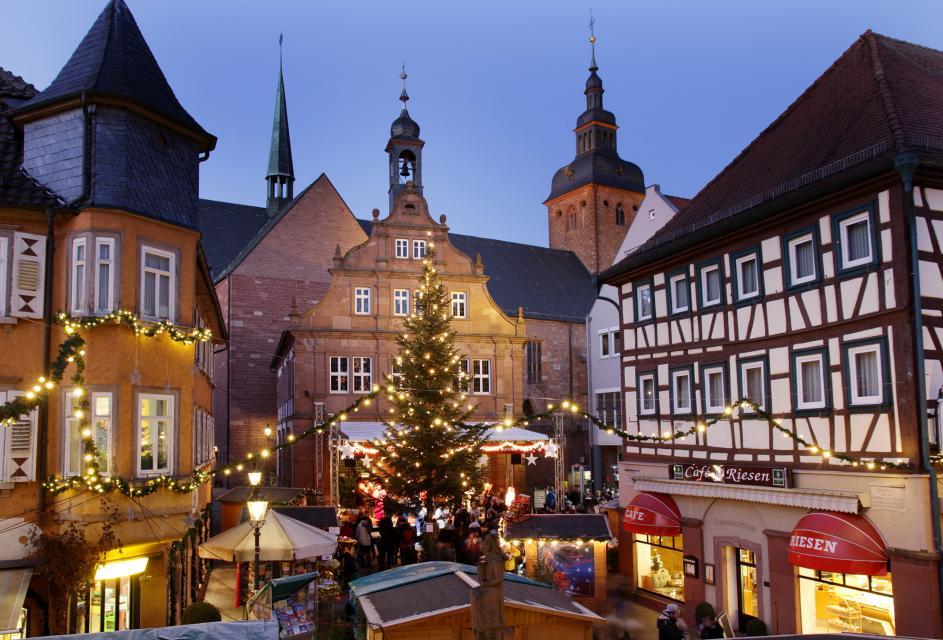 Buchener Weihnachtsmarkt