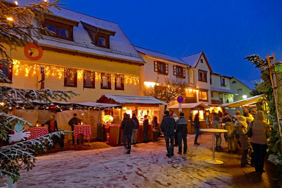 Beerfurther Lebkuchen- und Weihnachtsmarkt