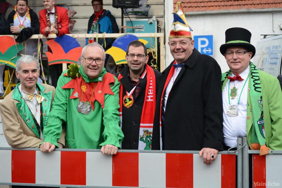 Kreisfaschingsumzug Kirchzell
