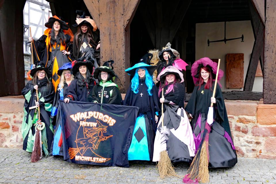 Die Odenwälder Hexen kommen!