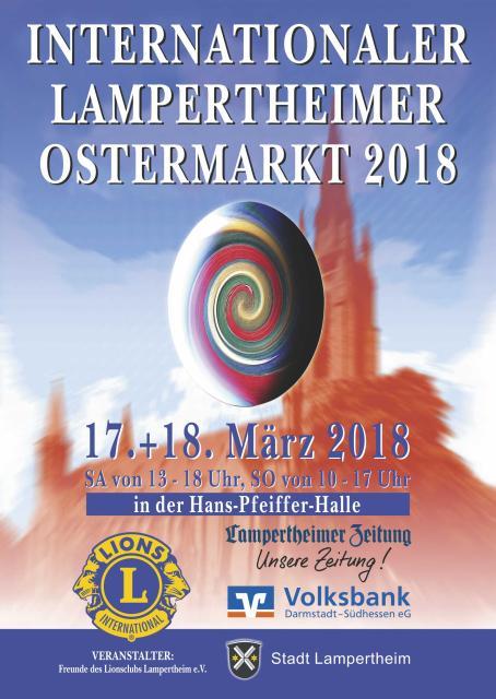 Reiner Faust - Lionsclub Lampertheim