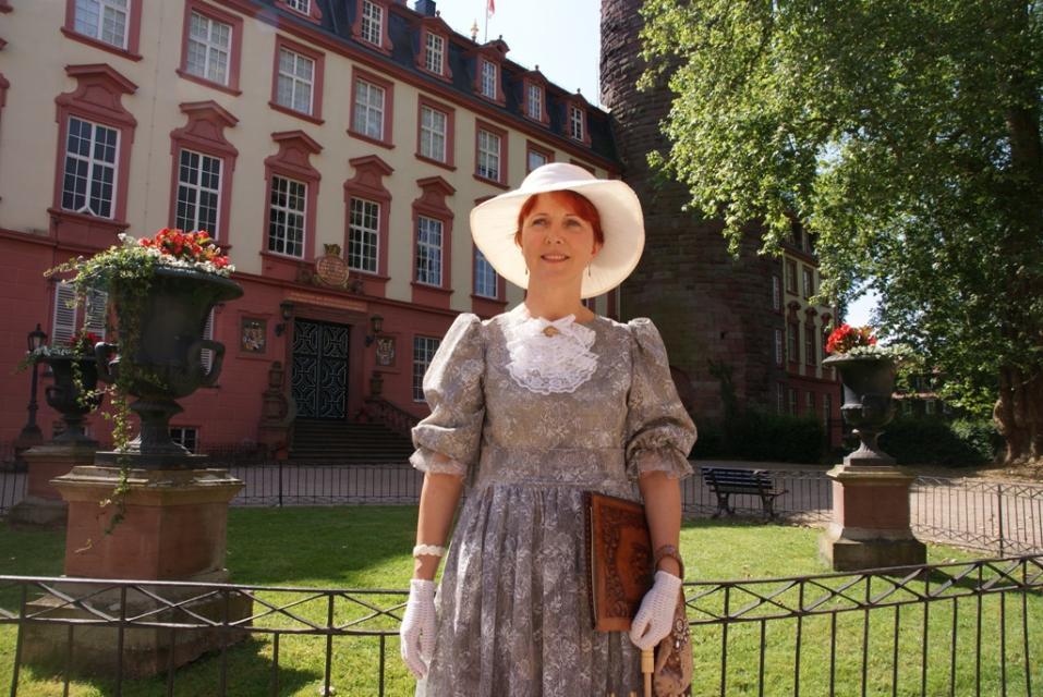Unterwegs mit Gräfin Marie