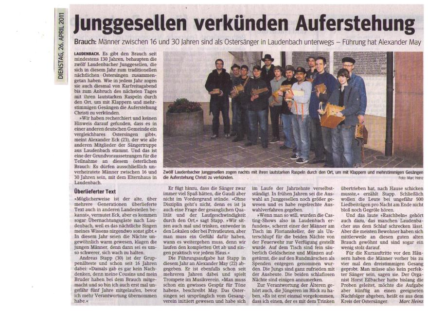 - Heimat- u. Geschichtsverein Laudenbach