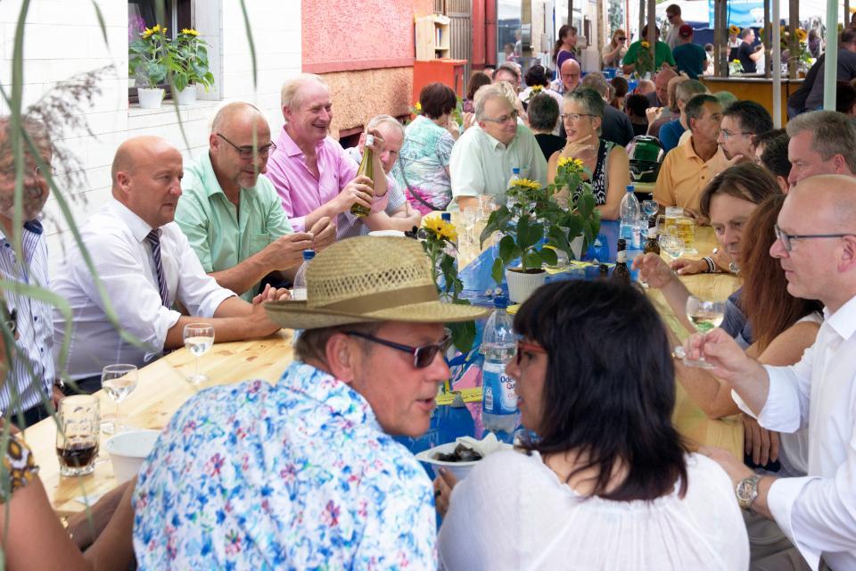 Crumbacher Muschelfest