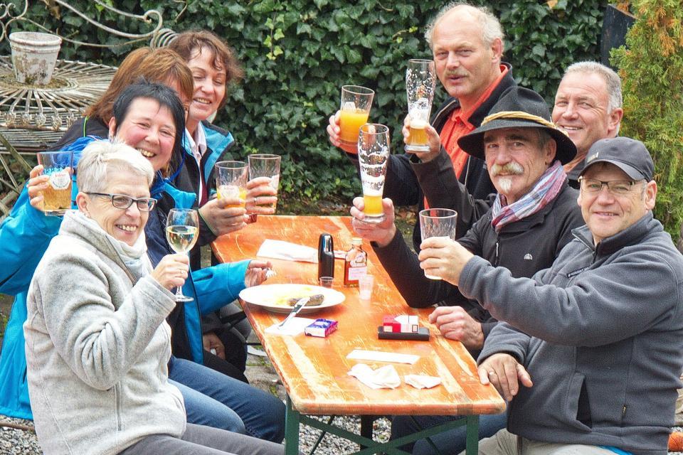 Crumbacher Wandertag