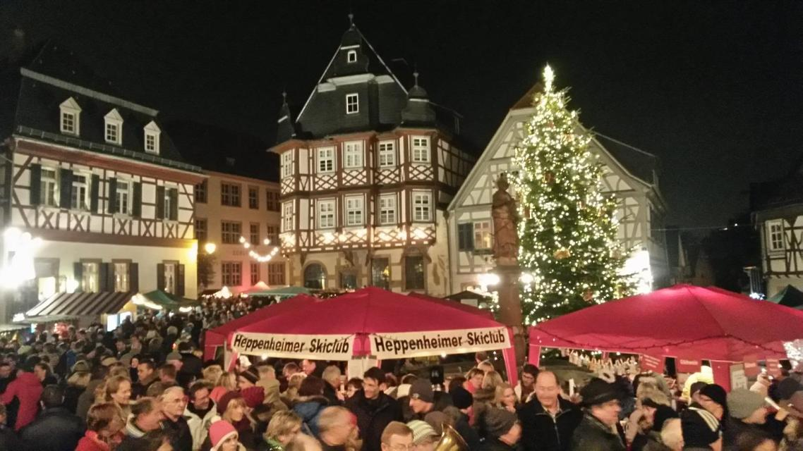 Nikolausmarkt Heppenheim