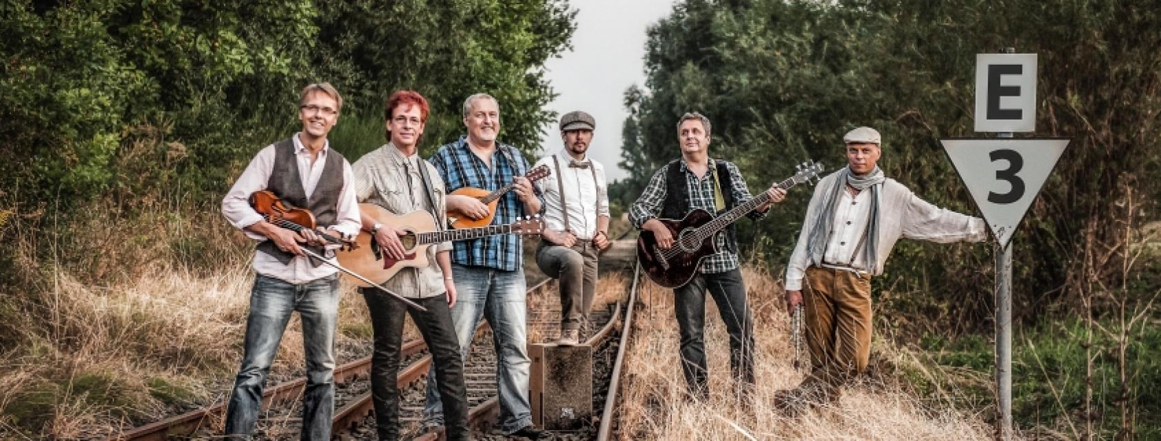 E3 Acoustic Band – 25-jähriges Bandjubiläum