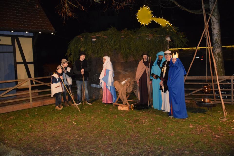 Dorfweihnacht in Rai-Breitenbach