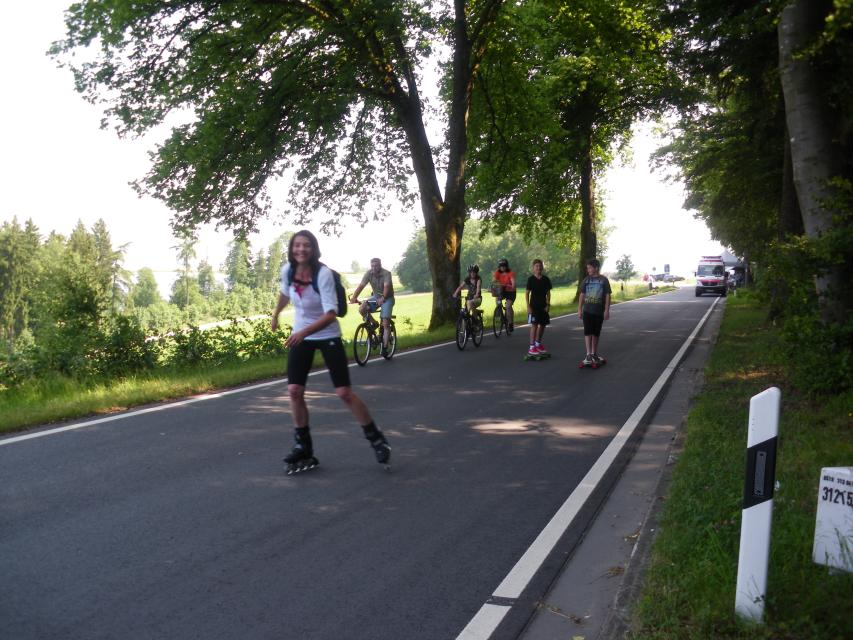 Rad- Inliner Tag