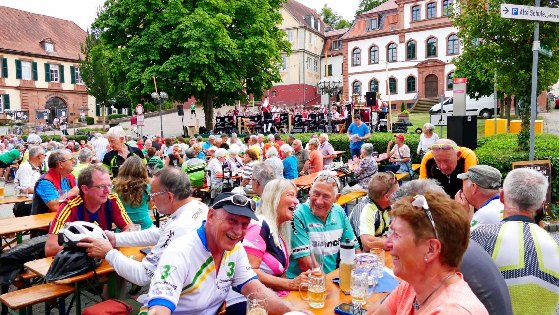 Altstadtfest Bad König