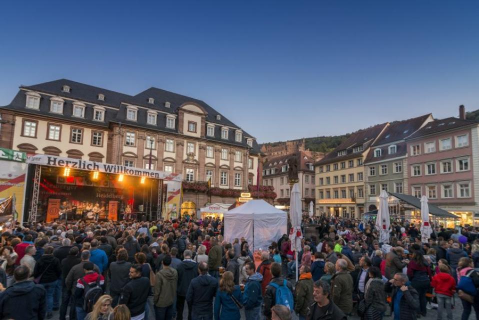 """Altstadtfest """"Heidelberger Herbst"""""""