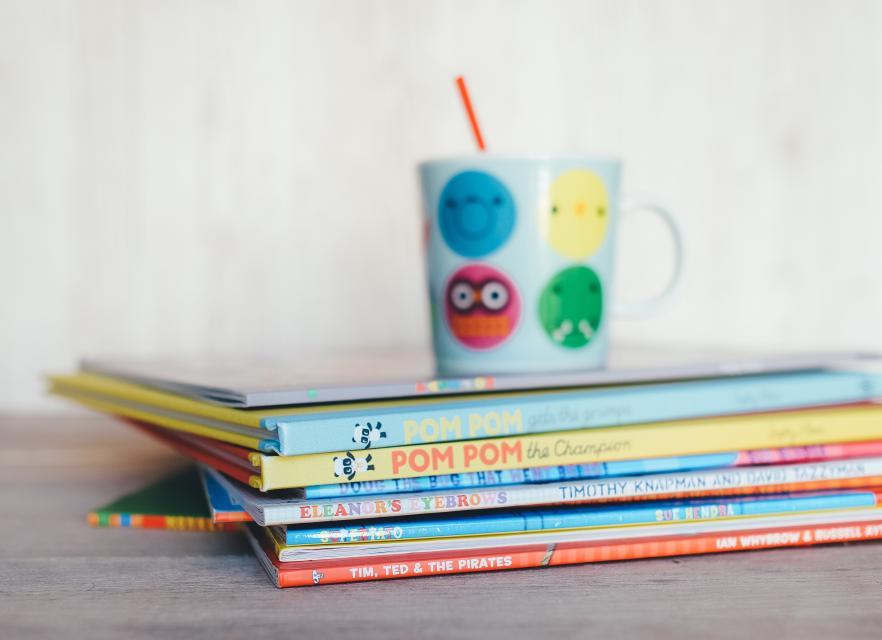 """""""Lesen macht Spaß"""" - Autorenlesung für Kinder mit Corinna Harder"""