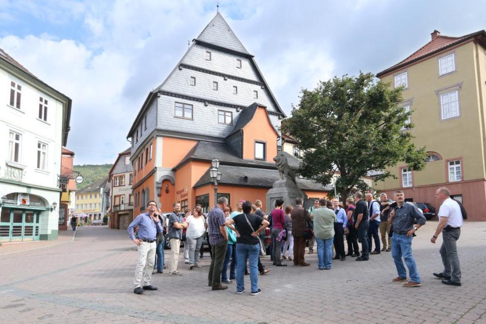 Altstadtrundgang Amorbach