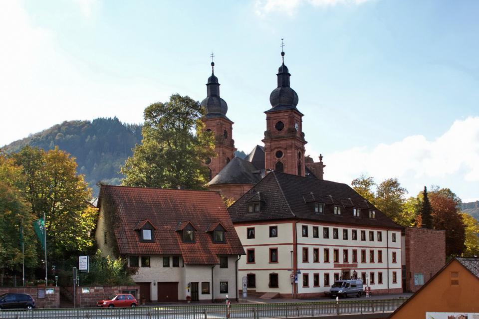 Besichtigung der Pfarrkirche St. Gangolf