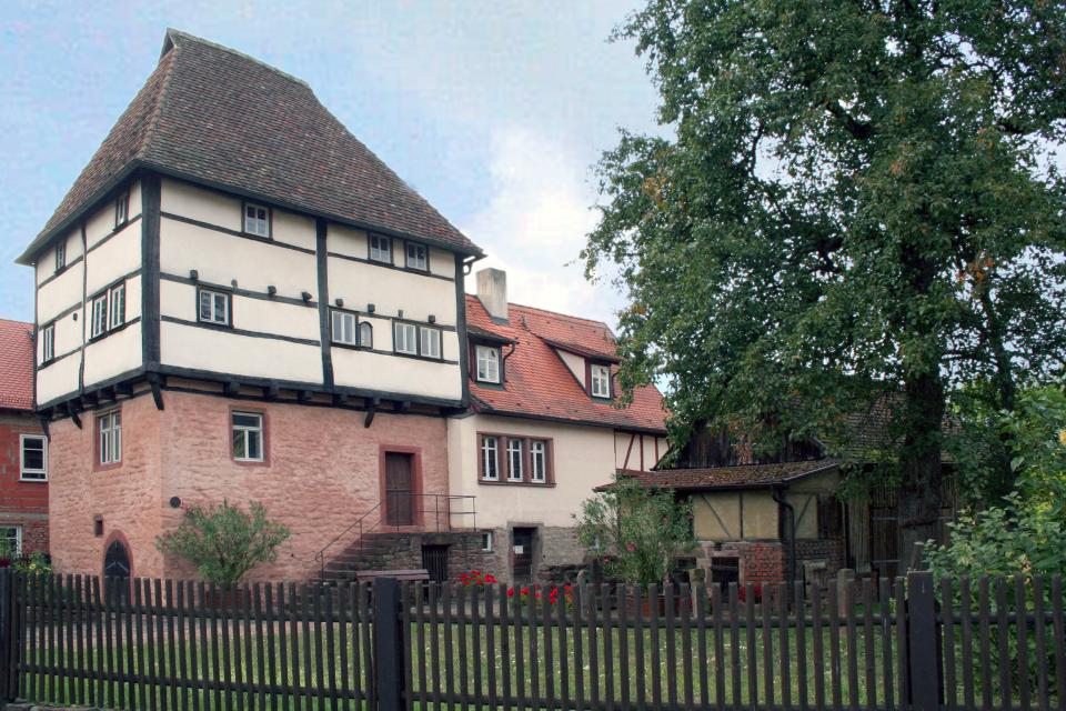 Templerhaus in Amorbach