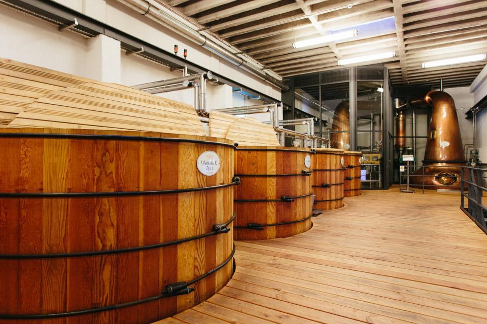 Whisky Destillery Besichtigung - Führung mit Verkostung