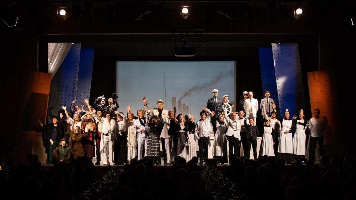 TITANIC - Das Musical