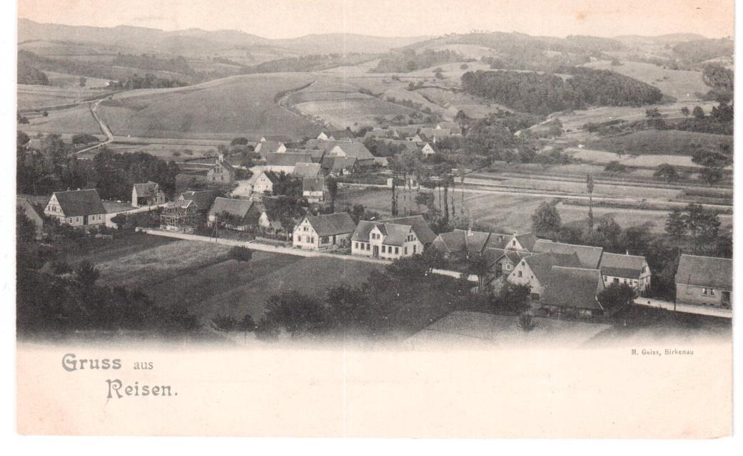 Oase der Stille und Lärmlöcher - Exkursion um den Weiler Schimbach herum