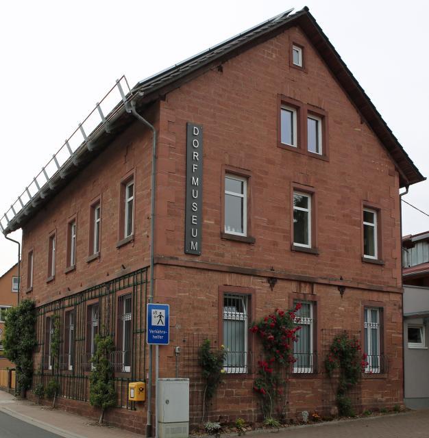 Ein Besuch im Dorfmuseum von Weckbach