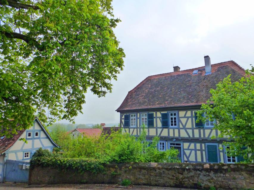 Pfarrhaus - Odenwald Tourismus GmbH